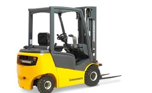 Jungheinrich will unveil new generation IC forklifts to a world audience at international intralogistics trade fair CeMAT in May 2014.