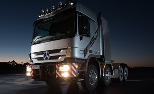 Capacity and efficiency sought from Actros SLT