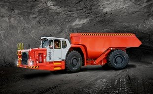 Sandvik Mining says its new 63 tonne TH663 undergorund mining truck is safer, more productive and more fuel efficient compared to its earlier-generation trucks.