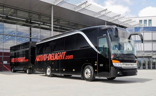 Mercedes-Benz Setra conversion