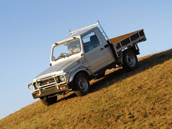Suzuki Farmworker Flatdeck 4x4