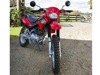Test: Honda XR125L Duster