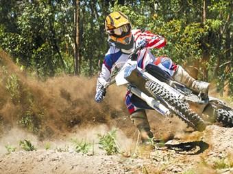 2010 Husaberg FX 450 Review