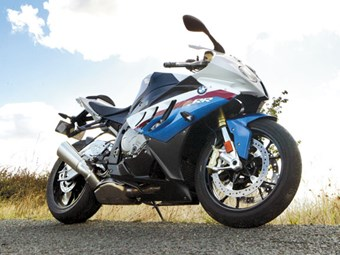 BMW S1000RR Review