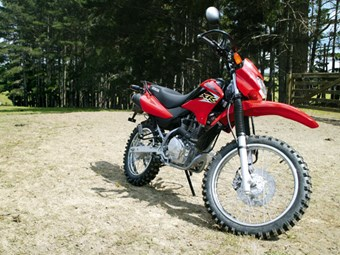Honda XR125L Duster Review