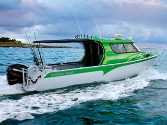 Boat test: Foveaux Custom 9m