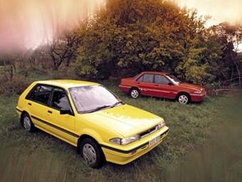 Nissan Pulsar & Holden Astra Review: Aussie Original
