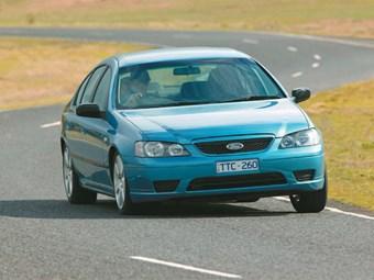 Ford BA/BF Falcon XT V8 (2002-2008): Future Classic