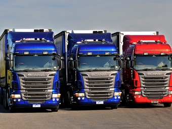 Scania Trucks R 560 6x4 / R 620 6x4 / R 730 6x4 reviewed and compared