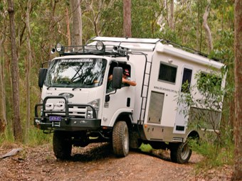 Slr Caravans Adventurer 4x4 Motorhome Review
