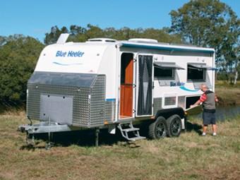 Sunland Caravans Blue Heeler