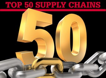 EXCLUSIVE: Top 50 Supply Chains 2013