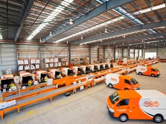 TNT opens Queensland freight depot