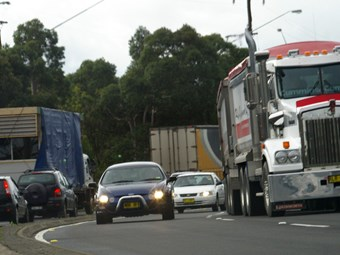 Idiot motorists leave truck drivers fired up, survey shows