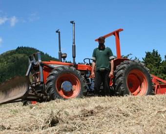 Same Leone 70 tractor