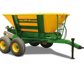 SAM Fertiliser Spreader