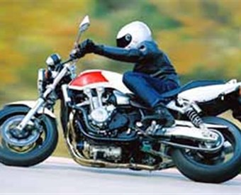 Honda CB1300 Review