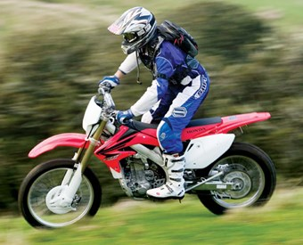 Honda CRF450 X 2007 Comparison Review