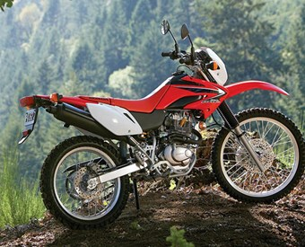Honda CRF230L Review