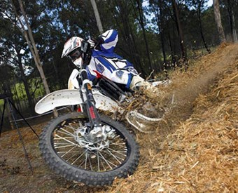 Husqvarna TE 310 Review