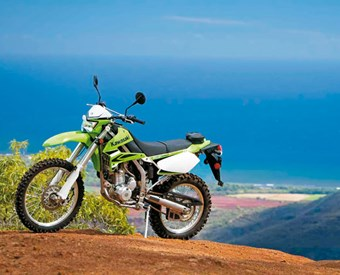 Kawasaki KLX250S 2009 Review