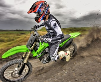 Kawasaki KX250F Review