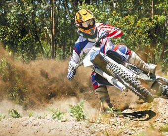 2010 Husaberg FX 450 Review