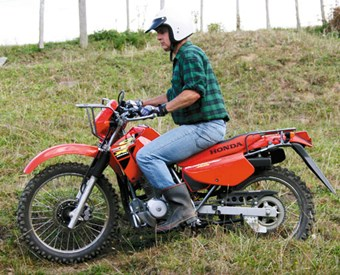 Honda CTX200 Bushlander Review