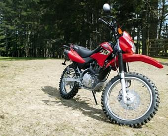 Honda XR125L Duster Review