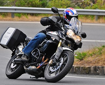 Triumph Tiger 800 Review