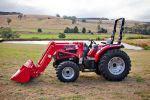 Mahindra's new compact tractors