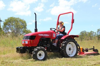 Cheapest new 4WD tractor?