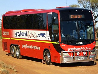 Greyhound cancels runs