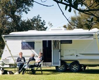 Paramount Caravans Classic
