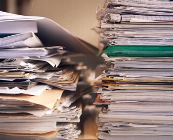 Changes on the way to reduce trucking's paperwork burden