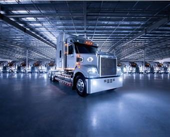 Freightliner celebrates 25 years in Australia