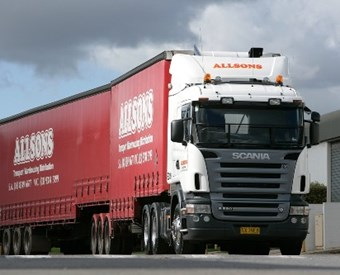 Costs spiral puts Allsons Transport into administration