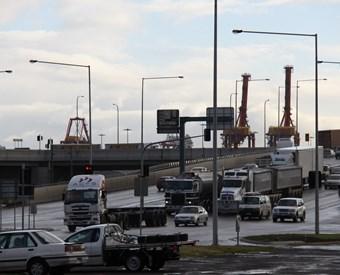 Truck survey draft released on inner west Melbourne traffic