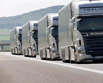 Platooning may be on the cards in Australia