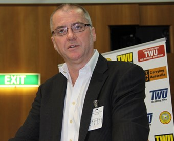 TWU wants pollies to blacklist Coles
