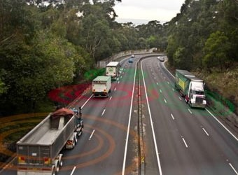 Intelligent truck safety trial gets green light