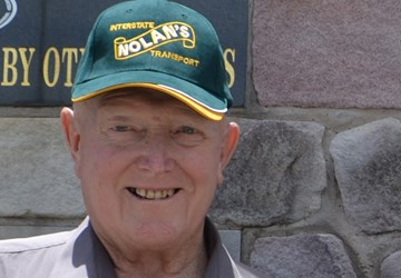 Nolan's Interstate Transport founder passes away