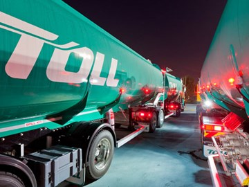 Commission clears way for Toll to record truck drivers in Victoria