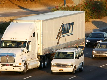 Swift says 'best investment' is in truck drivers