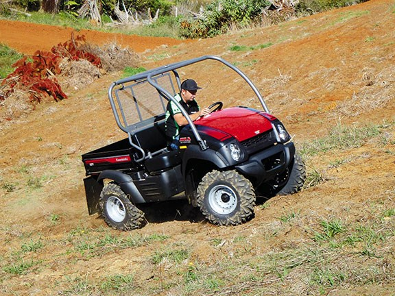 Kawasaki mule 2013 600 reviews autos post for Kbb atv yamaha