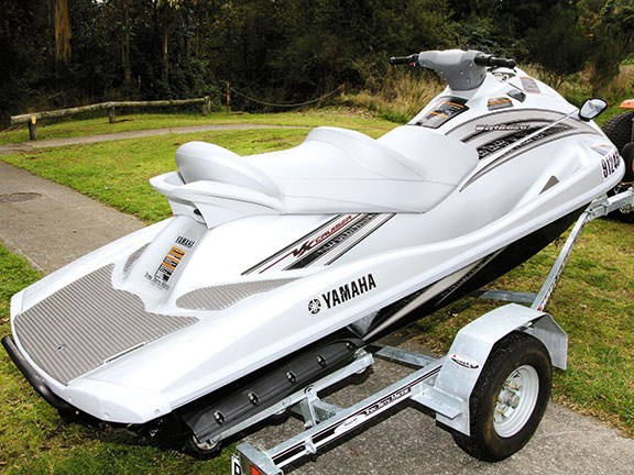 second hand boats 2009 yamaha vx cruiser waverunner