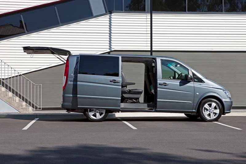 cars vans mercedes benz vito pictures. Black Bedroom Furniture Sets. Home Design Ideas