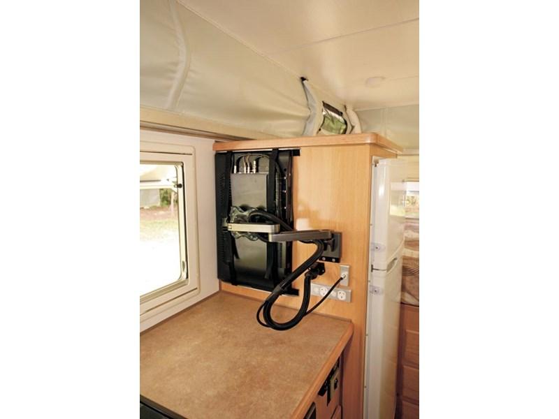 Excellent Bushtracker Caravan Bedroom