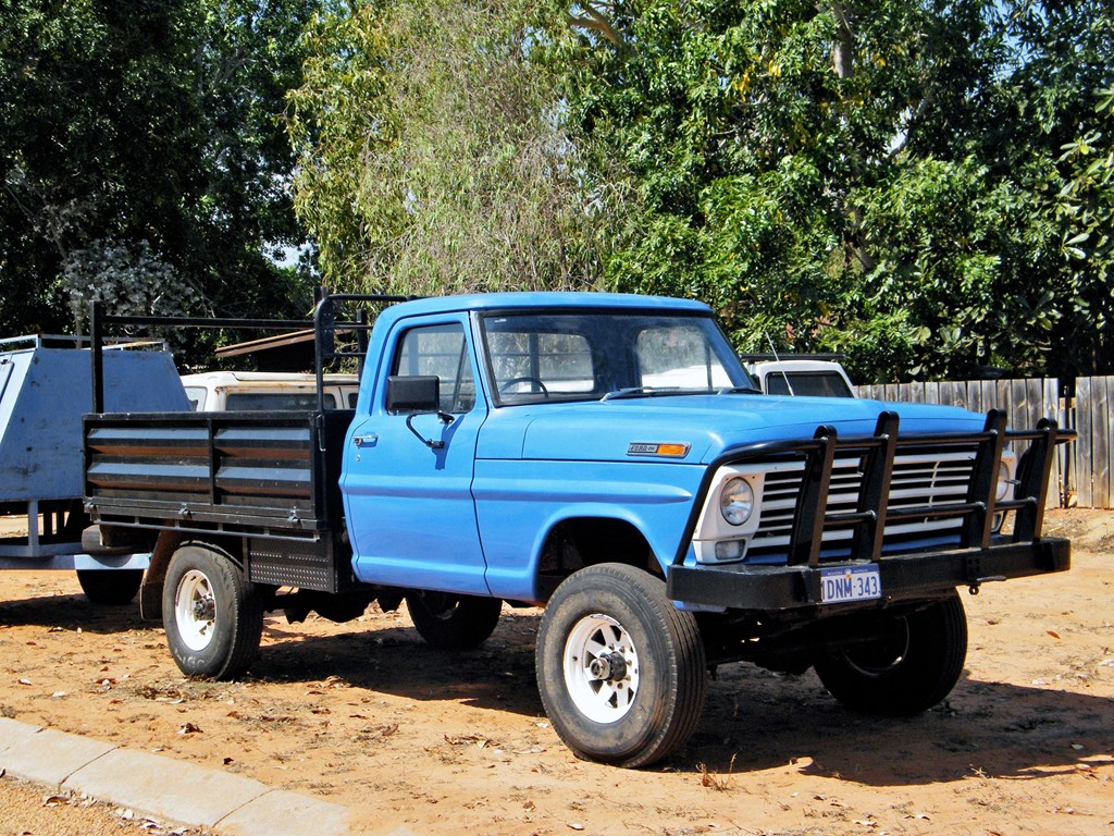 1974 FORD F250 HIGHBOY 4x4 for sale $19,000