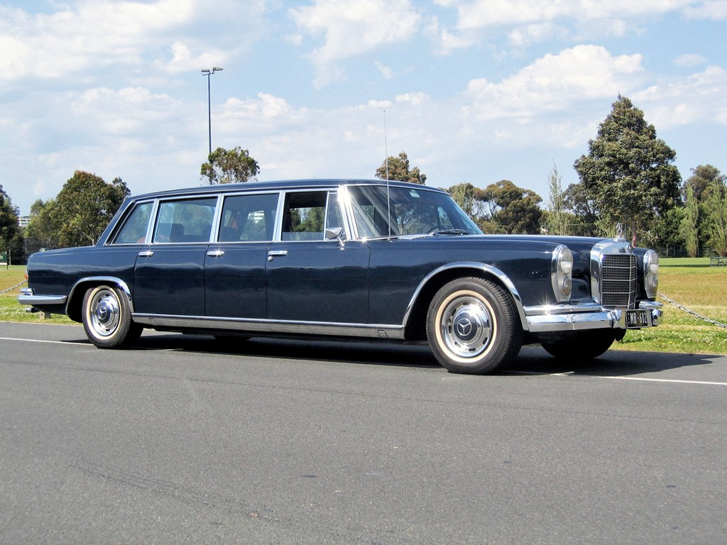 mercedes pullman for sale australia